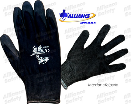 Guantes para cámaras frías: Ninja Ice ::: Alliance Safety Sa de CV